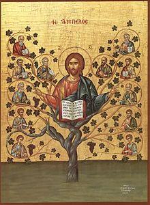 Παράκληση εις τον Ιησού Χριστό