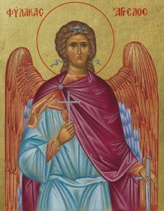 Read more about the article Προσευχές πρός τον Άγιο Άγγελο