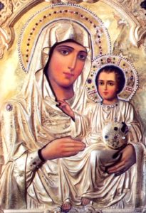 Παράκληση Παναγίας Ιεροσολυμίτισσας