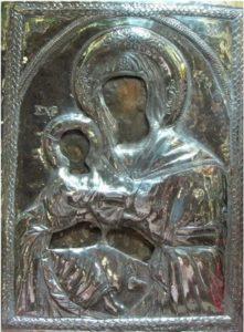 Παράκληση Παναγίας Φανερωμένης Ροδόπης