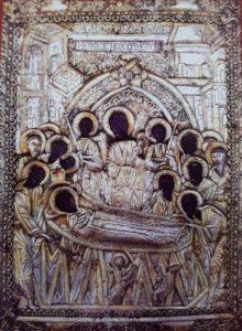 Παράκληση εις την Παναγία την Μαλεβή
