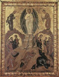 Χαιρετισμοί εις την Μεταμόρφωσιν του Κυρίου Ιησού Χριστού