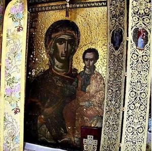 Παράκληση εις την Παναγία Παμμακάριστος