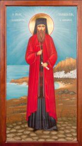 Χαιρετισμοί εις τον Άγιο Οσιομάρτυρα Μαλαχία τον Λίνδιο
