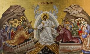Χαιρετισμοί της Θεοτόκου επί την Ανάσταση του Κυρίου
