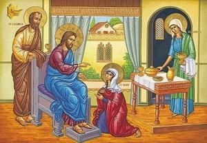 Παράκληση εις τις Αγίες Μυροφόραις του Χριστού