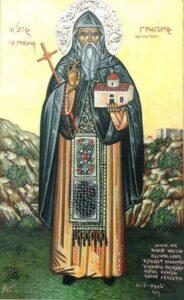 Παράκληση εις τον Όσιο Ιωνά τον Νισύριο