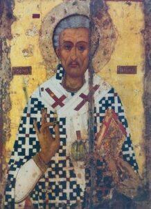 Read more about the article Παράκληση εις τον Άγιο Λάζαρο